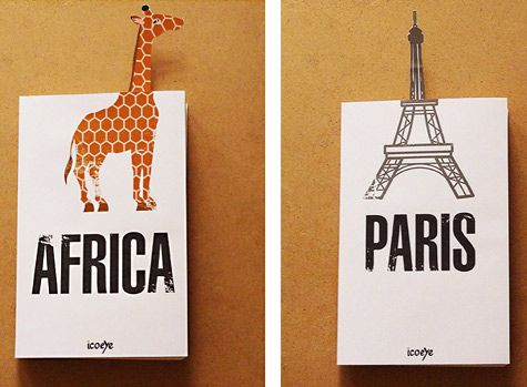 Book jacket and bookmark | Design Design Design Inspiration ...