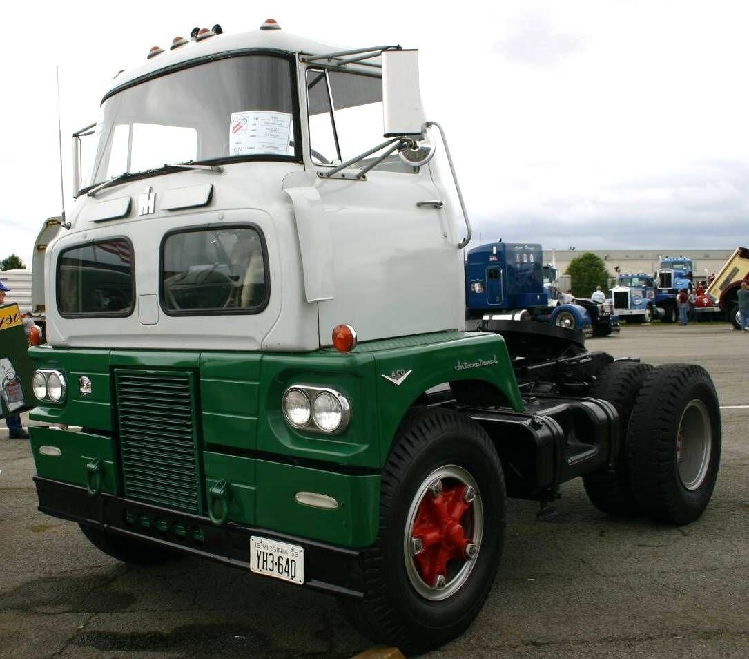 Antique International Harvester Wagon : International coe a truck pinterest rigs