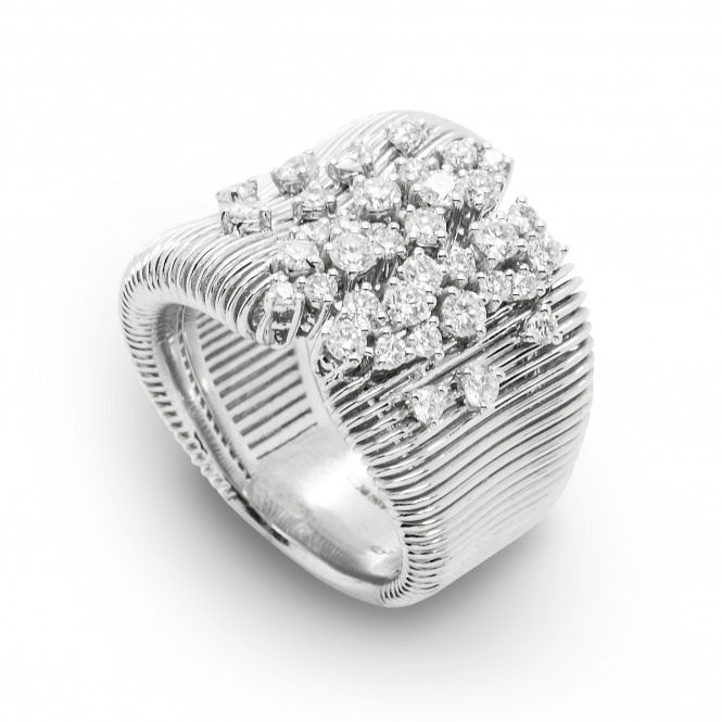 · Ultraunique white gold ring by Berry's from our