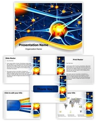 Neuron powerpoint template is one of the best powerpoint templates neuron powerpoint template is one of the best powerpoint templates by editabletemplates editabletemplates powerpoint synapse nervous neuron toneelgroepblik Image collections