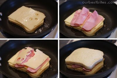 Monte Cristo Sandwiches #montecristosandwich Monte Cristo Sandwiches #montecristosandwich