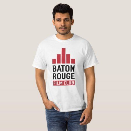 Baton Rouge Film Club T-Shirt - tap to personalize and get yours
