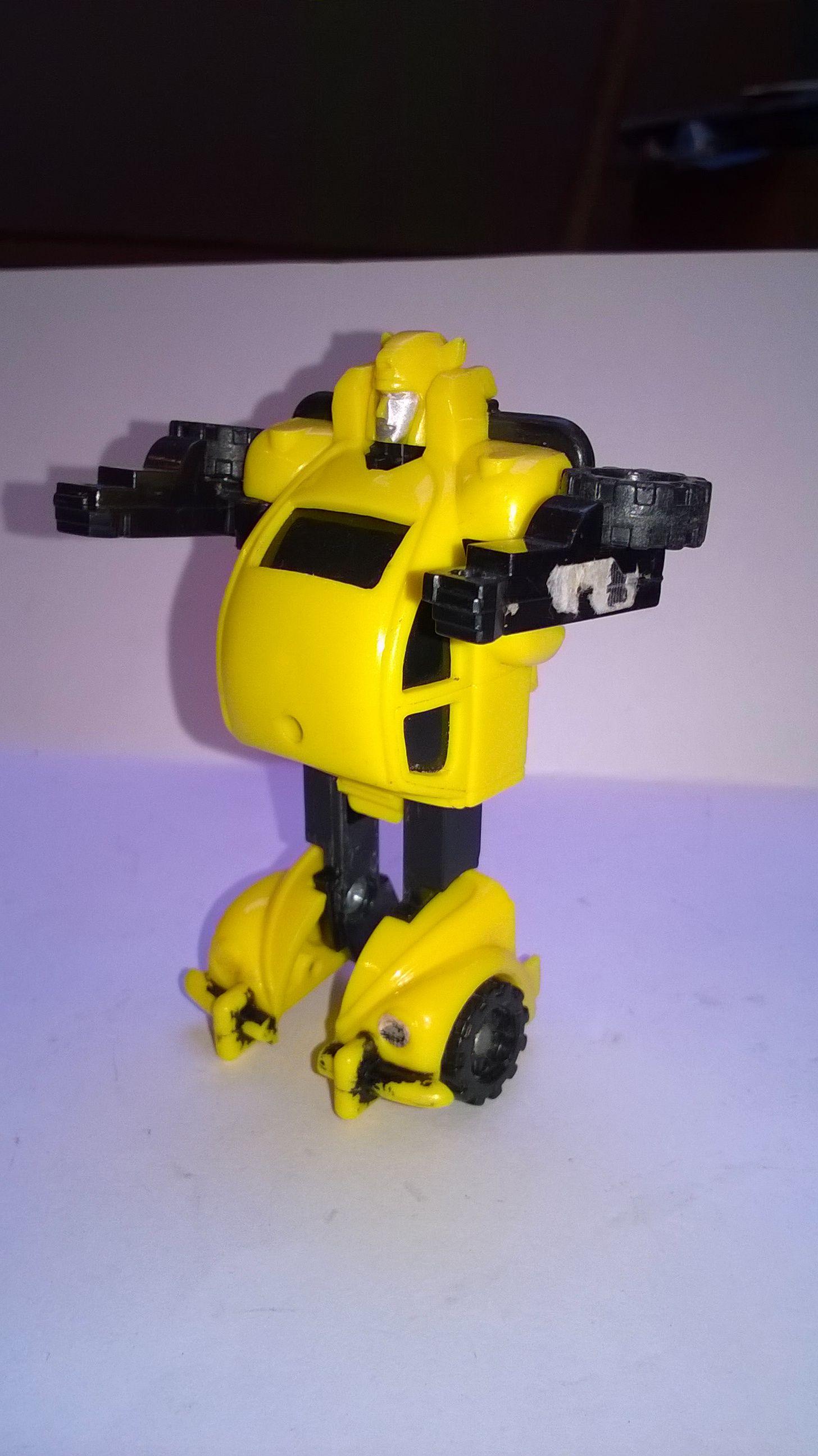 HASBRO.inc takara1989 volkswagen transformer made in macau