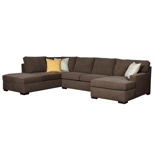 Macys Furniture Outlet Orlando: Broyhill Furniture Raphael Contemporary Sectional Sofa