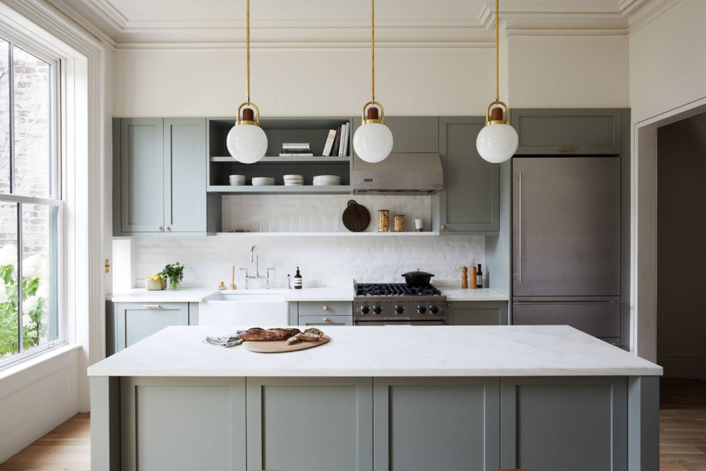 Steal This Look A Modern Brooklyn Kitchen Ikea Cabinets Included Remodelista Kitchen Cabinet Design Brooklyn Kitchen Kitchen Remodel