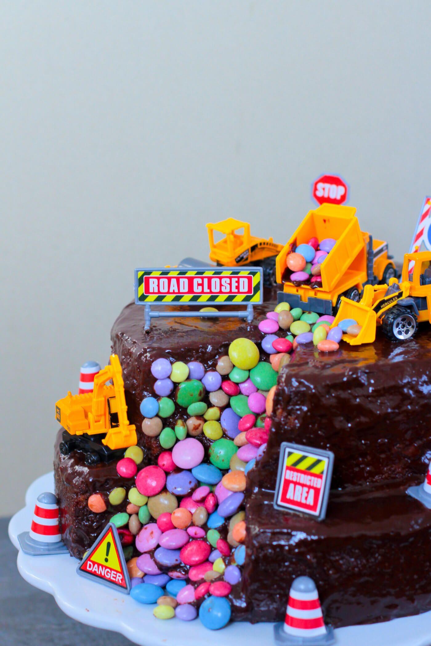 Bagger Torte Digger Cake City Cupcakes Kinder Kuchen Geburtstag Kuchen Kindergeburtstag Geburtstag Torte Junge