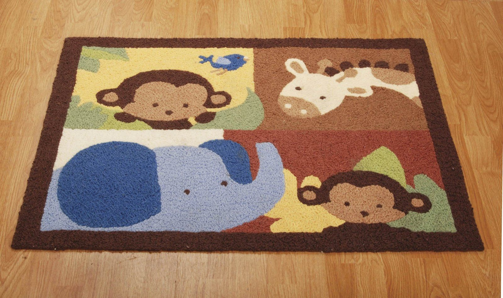 I Wish This Rug Can Be Ger It Has To Able Fit Paul S There Too Kids Line Jungle 123 Diaperscomnursery