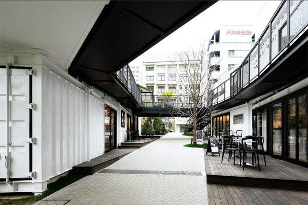 Code Kurkku / Yoyogi Village,Tokyo