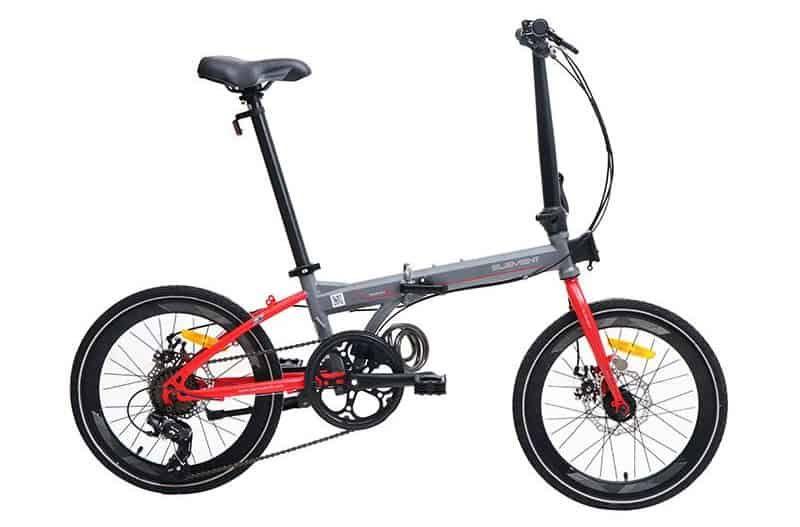 Folding Bike Element