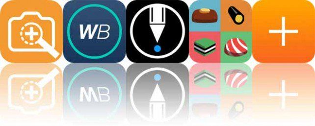 Today's Apps Gone Free: Zoomyy, WorkBreaker, LetSketch and