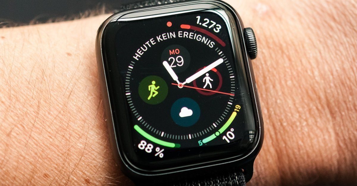 Apple Watch Update Kann Nicht überprüft Werden