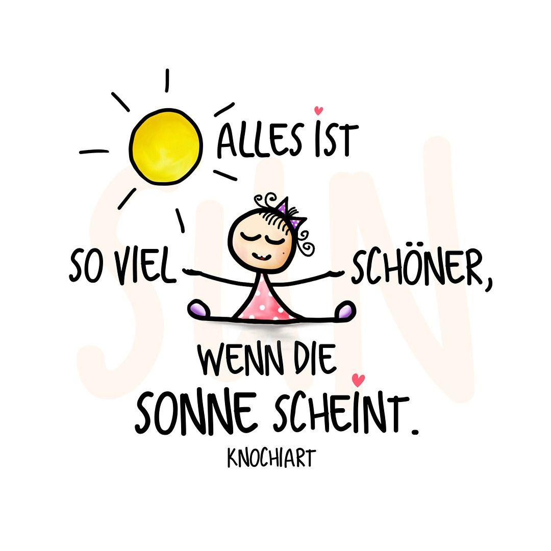 """Photo of André Knoche 乀 _ (ツ) _ / på Instagram: """"☀️ … det er en #beautiful dag ✨ # frühlingsreif # frühling #love #positivevibes #inspiration # Sprüche #sun #style #spruchdestages # mein2018…"""""""