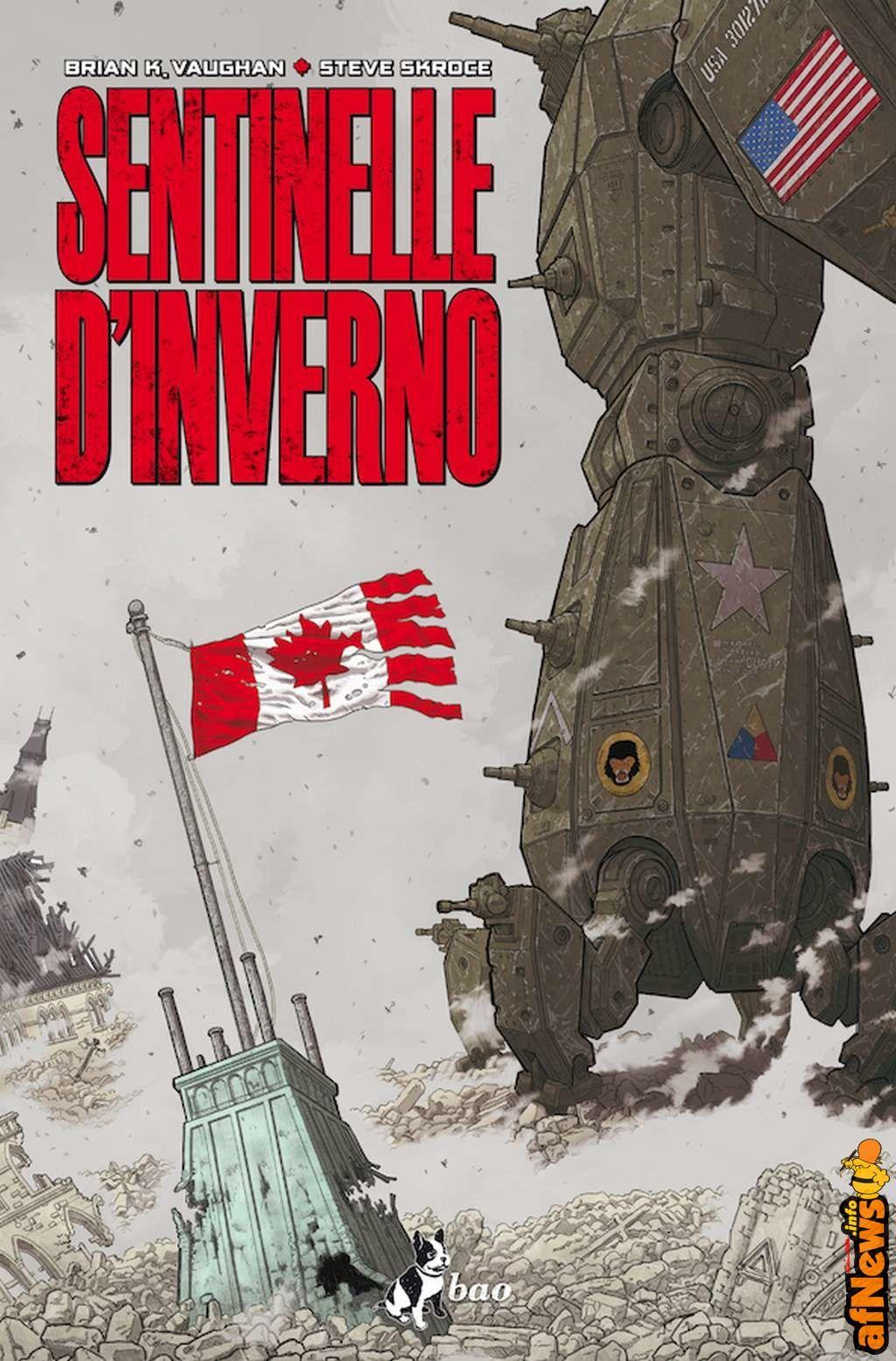 Gli USA invadono il Canada! - http://www.afnews.info/wordpress/2016/11/12/gli-usa-invadono-il-canada/