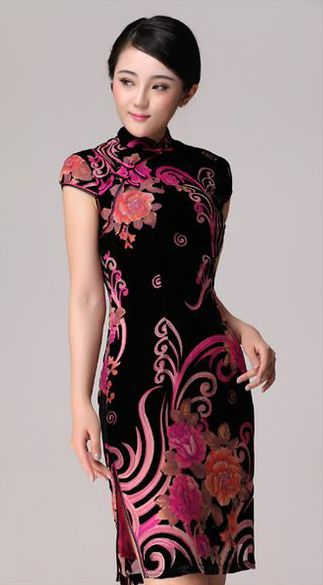 2d595e00c Modern Cheongsam | Ch Fashion | Cheongsam dress, Cheongsam, Fashion