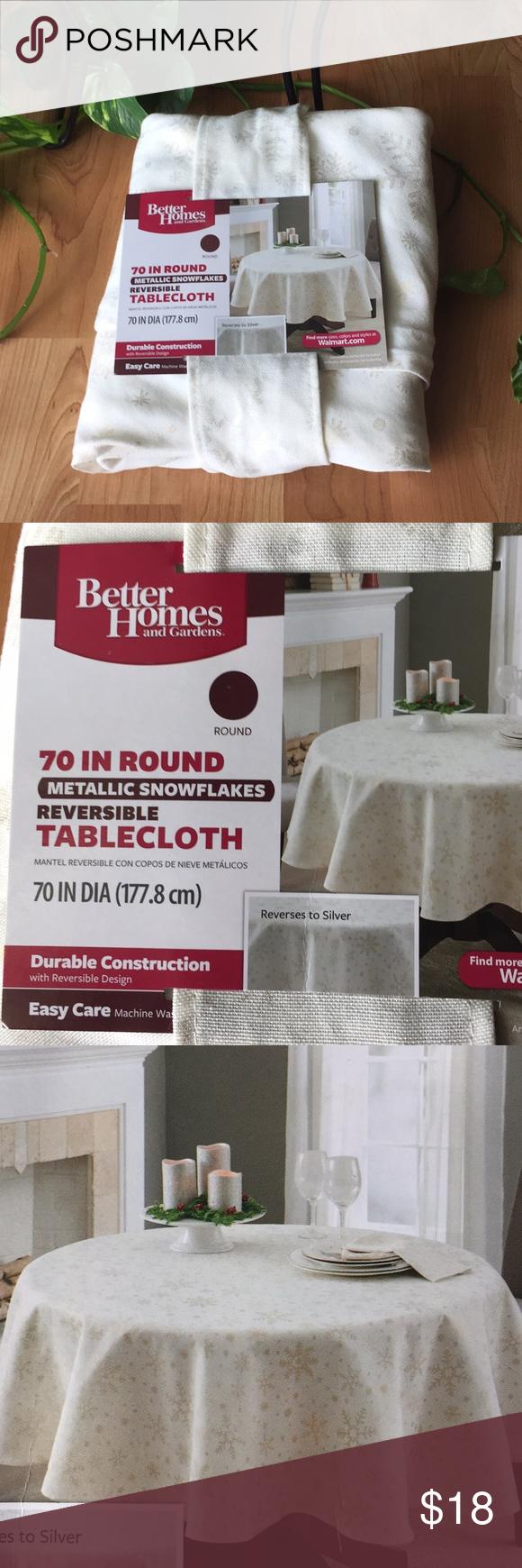 ed7c8d4e76c475158d03b4d27ed251a4 - Better Homes And Gardens Holiday Edition Tablecloth