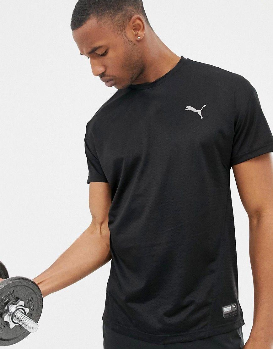 9bab5f75 PUMA TRAINING ACE T-SHIRT IN BLACK 516648-01 - BLACK. #puma #cloth ...