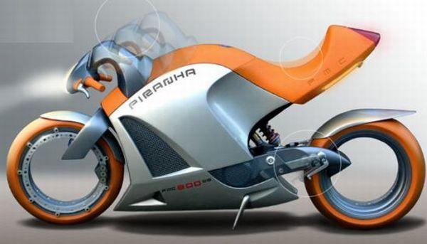 10 Spokeless Bike Designs To Ride You In Style Futuristic
