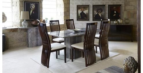 Forte Fixed Table Set Of 4 Chairs Forte Dfs Table Table