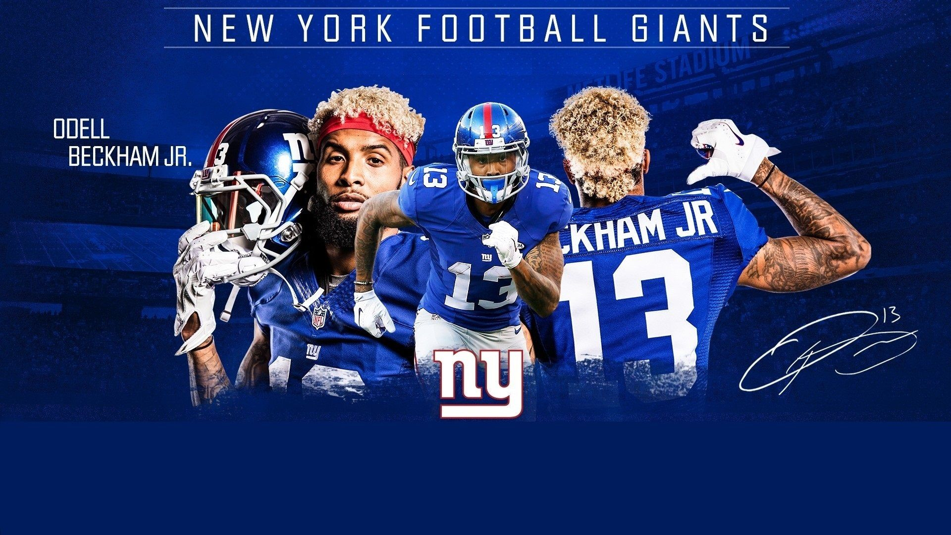 Nfl Wallpapers Beckham Jr Odell Beckham Jr Nfl Football Wallpaper