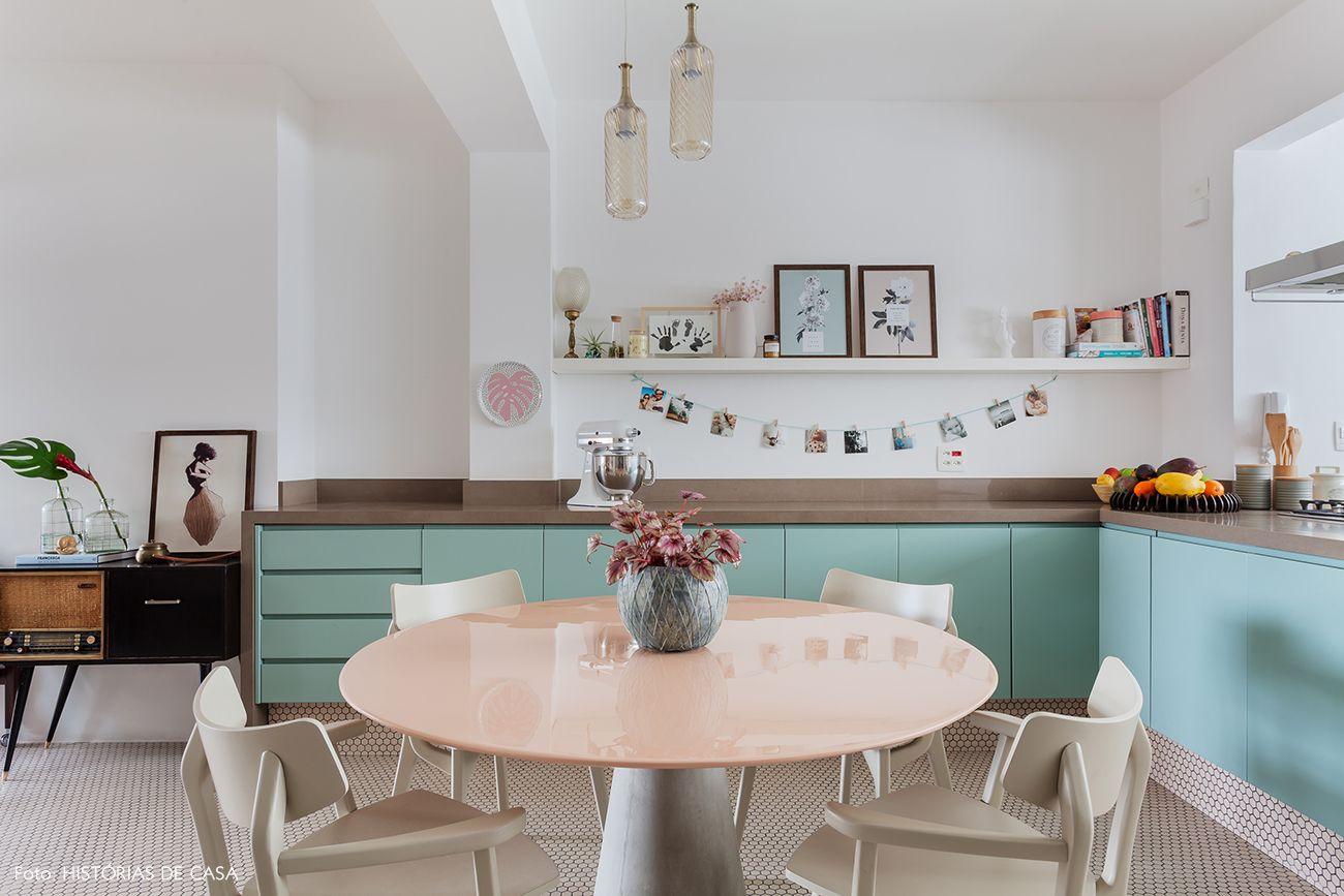 De dentro pra fora reforma bem pensada kitchen kitchen decor home decor e lunch room - Ikea diva futura ...