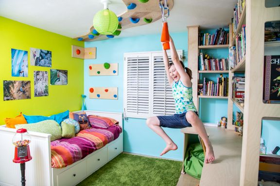 Pas Doing Cool Things For Their Kids Bedrooms Using Atomik Pipe S And Roof Jugs Photo By Stephaniehager