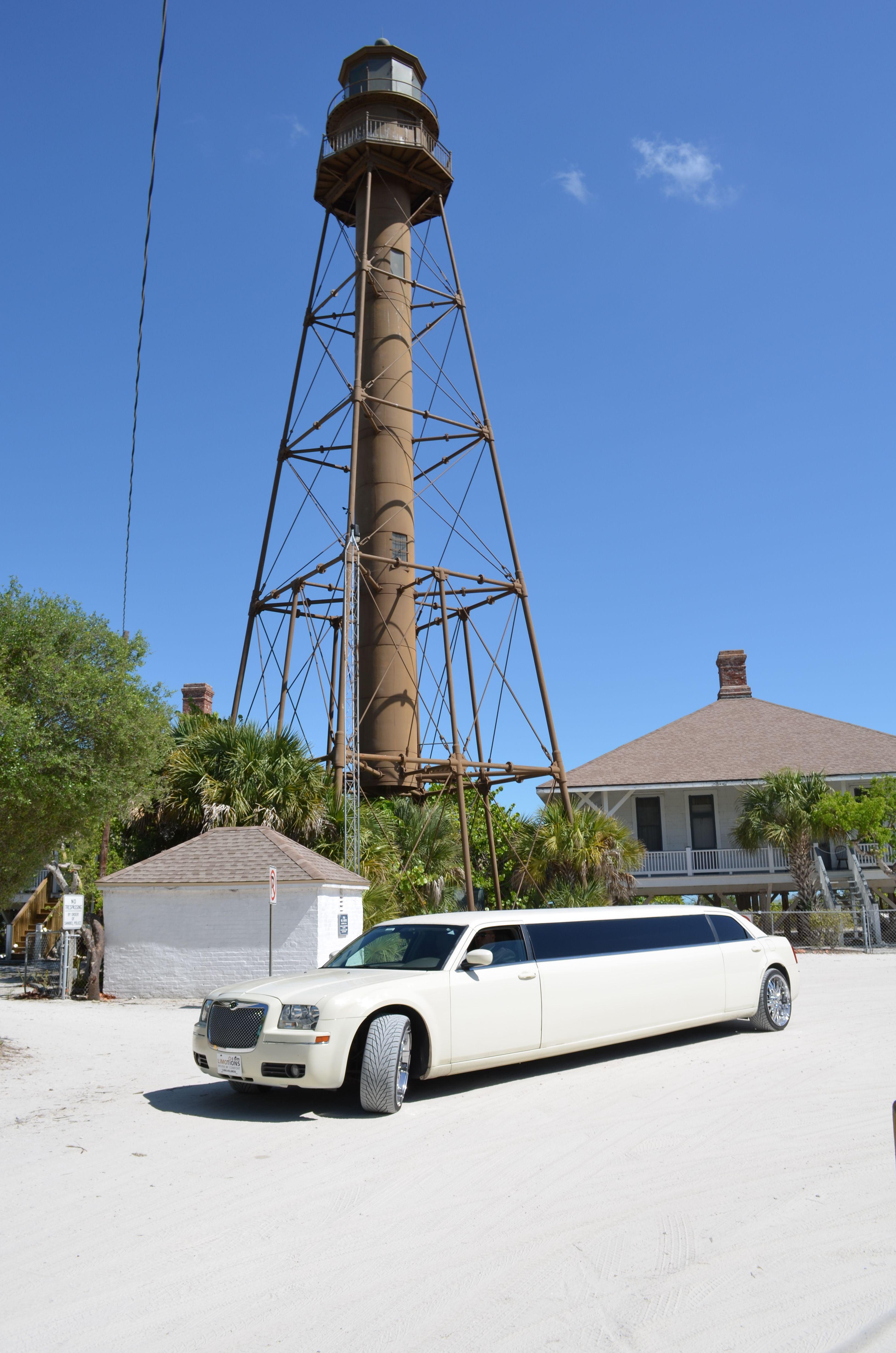 Limousine für Hochzeit