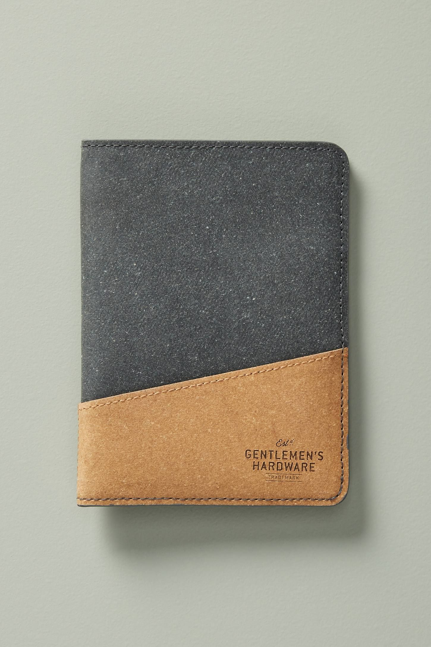 Gentlemen's Hardware Travel Wallet | Anthropologie | Gifts For Men | White Elephant Gift | Gifts For Dad | Gifs For Boyfriend | Christmas Gift Ideas ...