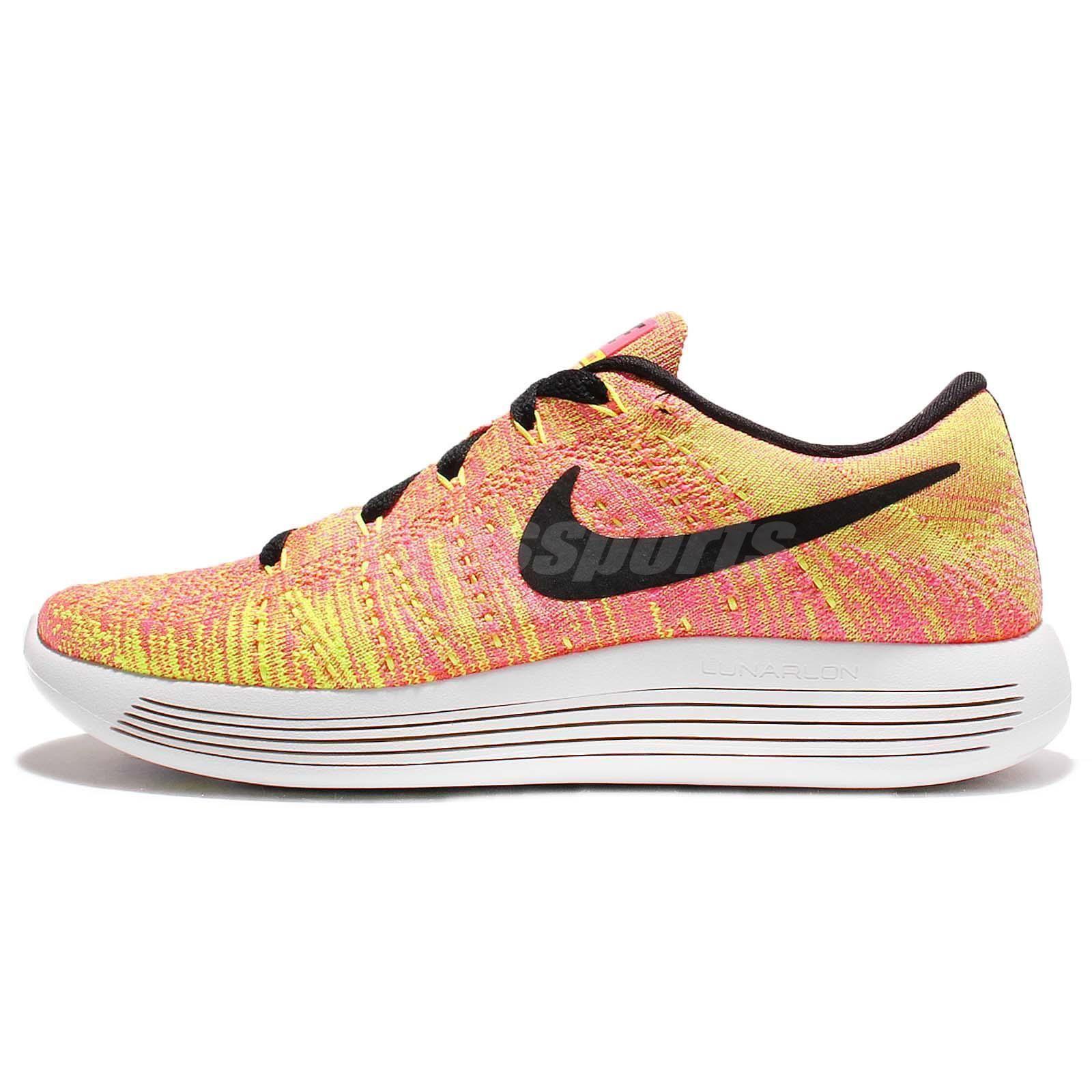 aa167f31277b4 Wmns Nike Lunarepic Low Flyknit Oc Unlimited Olympic Multicolor Women  844863-999