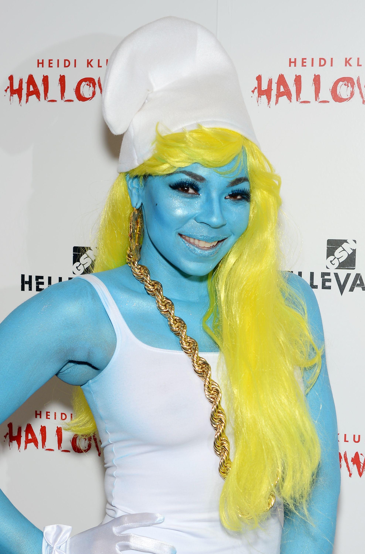 halloween costume Ashanti