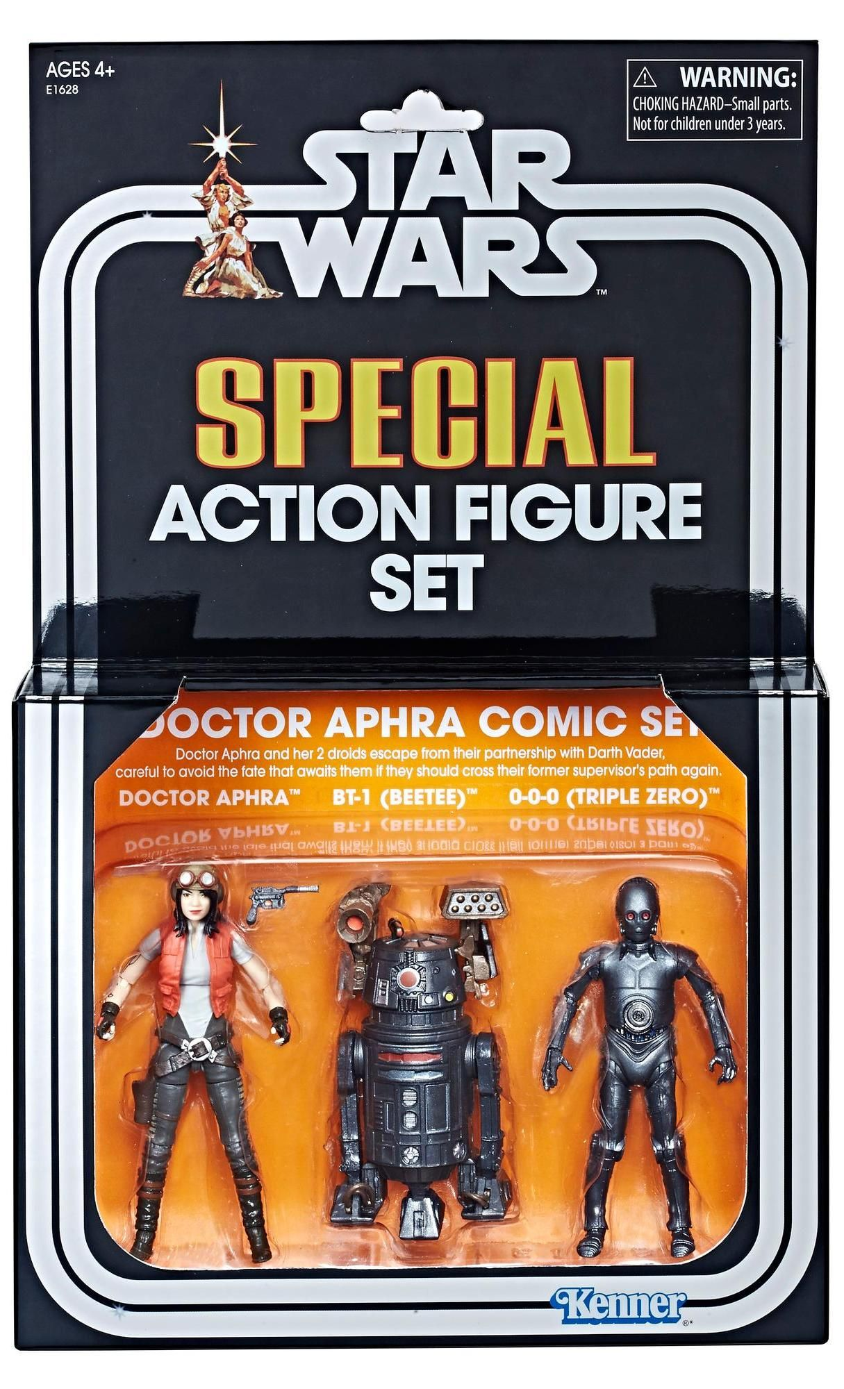 Dr Aphra 0 0 0 Bt 1 Sdcc 2018 Exclusive Star Wars Awesome Star Wars Collection Star Wars Figures