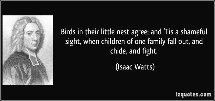 Isaac Watts Anger quotes, Harsh words, S quote