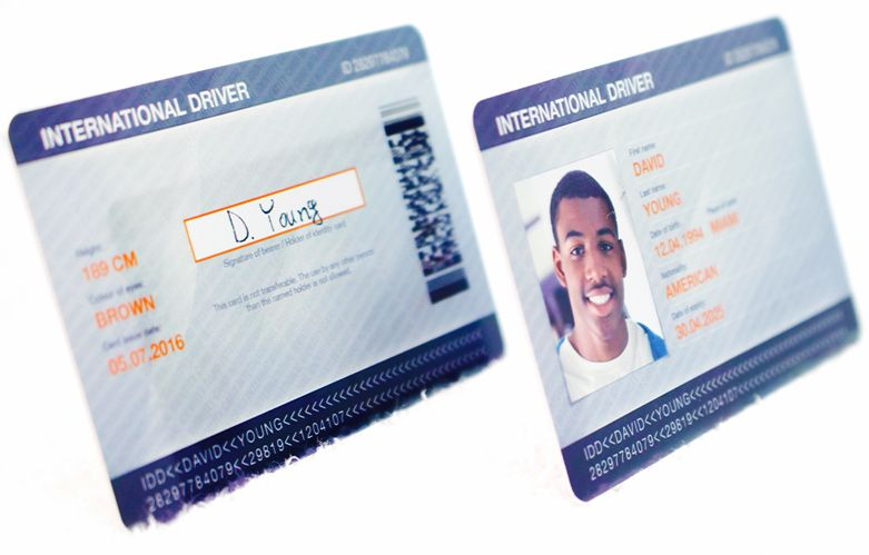 Top best fake id maker reviews for 2017 Scannable novelty cards - fake document templates