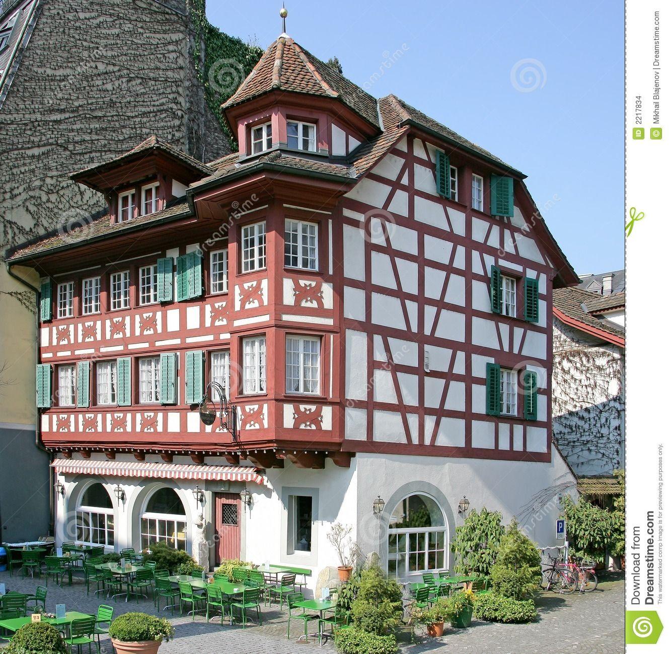 Great Swiss House Switzerland Pinterest
