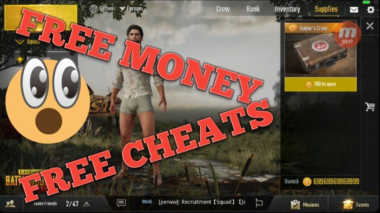 Our Experts Are Working Excellently To Make Sure The Safety Of This Unique Pubg Mobile Generator Users Tool Hacks Download Hacks Point Hacks