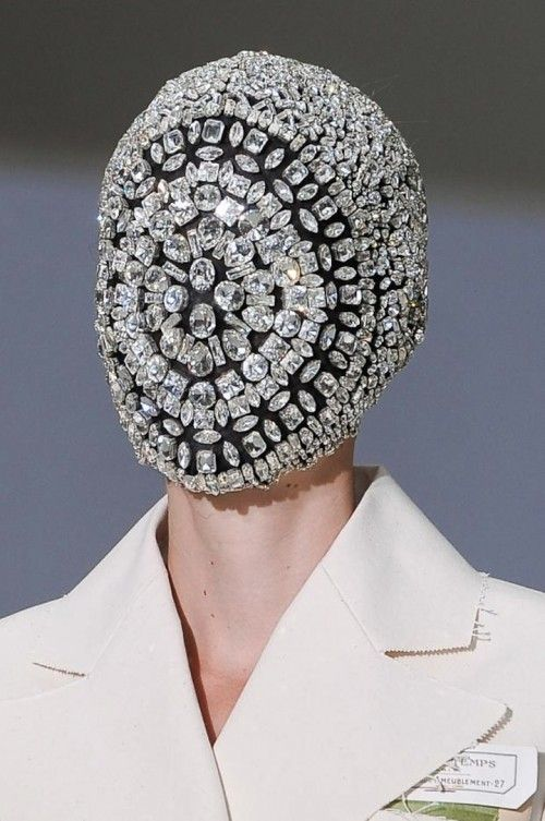 Mason Martin Margiela Headpiece