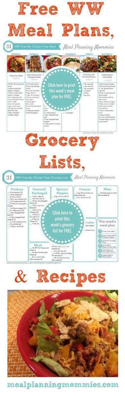 52+ Trendy fitness meals weightloss gluten free #fitness