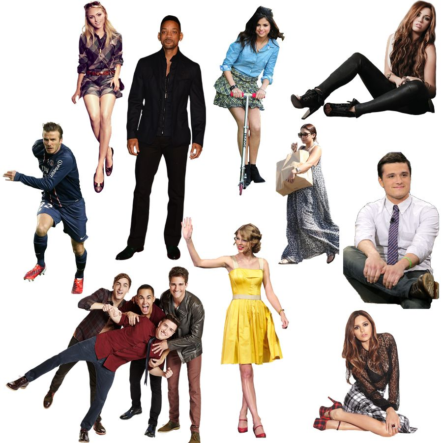 10 celebrity png images (free cutout people) for architecture