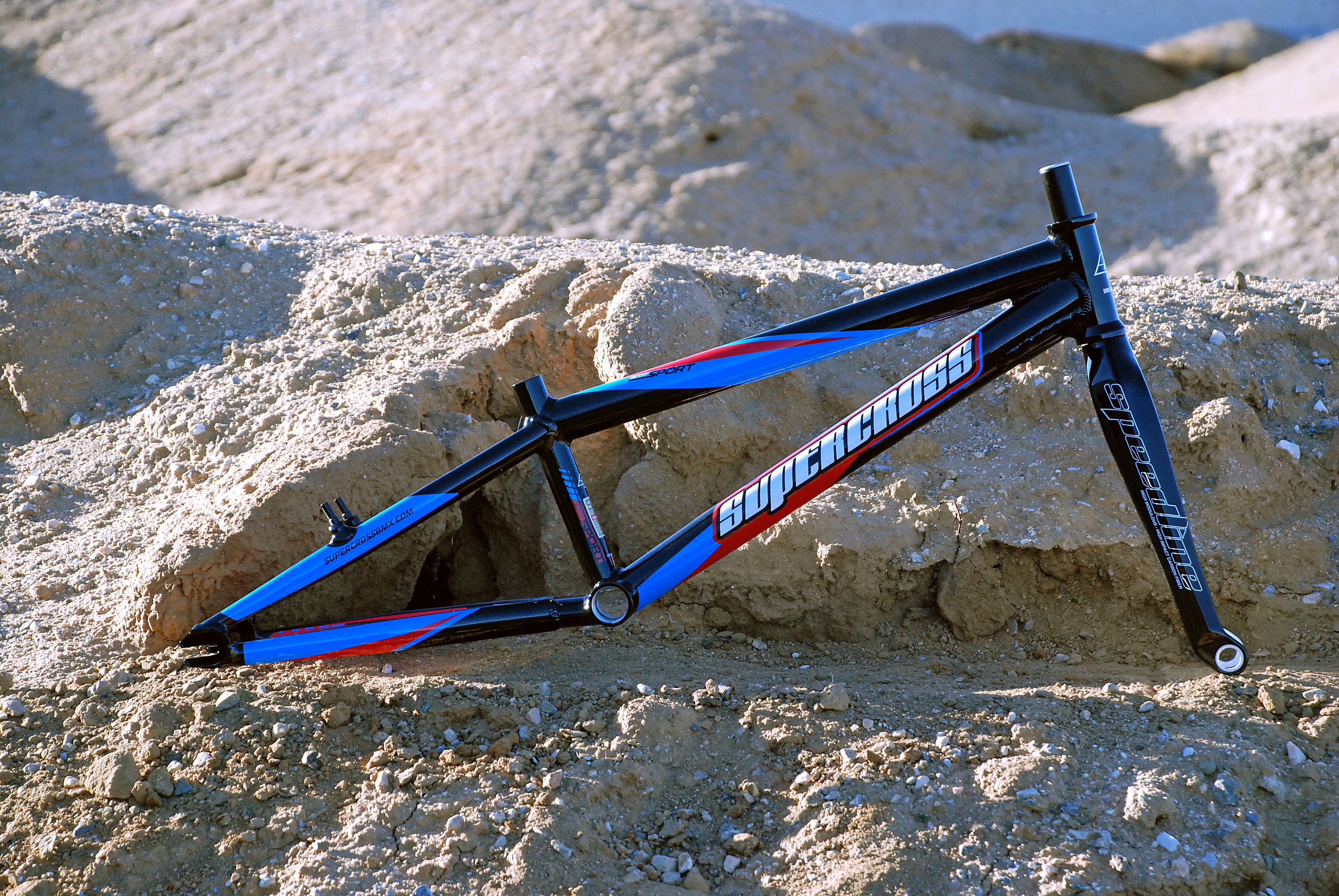The new Supercross BMX ENVY Sport BMX Racing Frame   SupercrossBMX ...