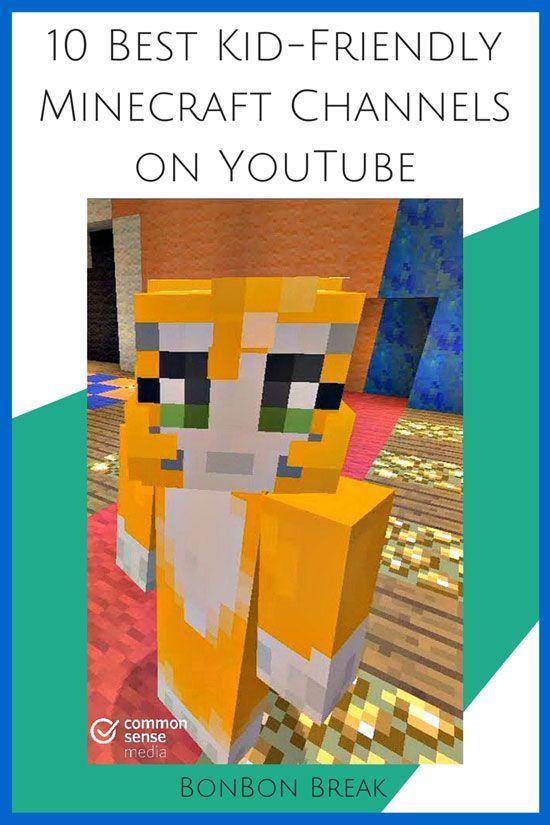 Best Kid Friendly Minecraft Channels