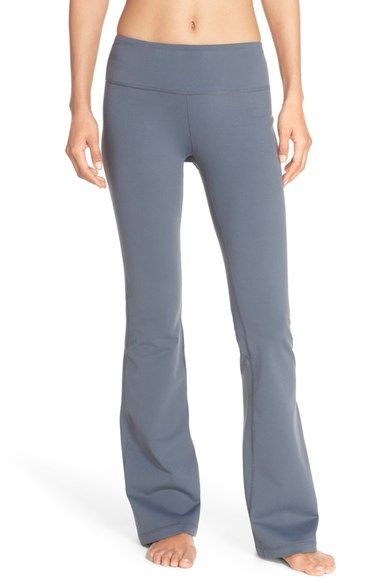 3278539f9c2 Zella  Barely Flare Booty  Pants available at  Nordstrom