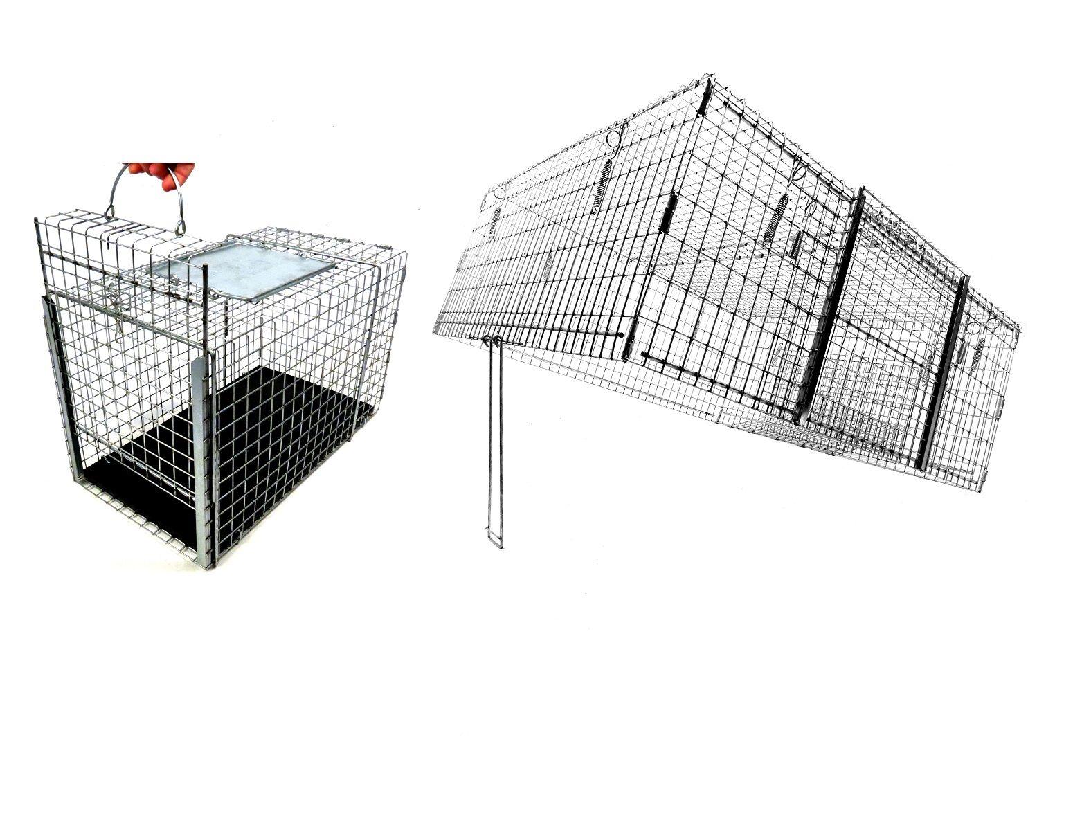 Traps Feral Cat Traps & Accessories Cat Trap Kits