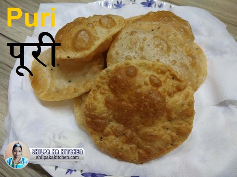 Watch this puri recipe video in hindi and learn how to make cook watch this puri recipe video in hindi and learn how to make cook tasty and delicious khasta puri at home there are different poori varieties recipe but forumfinder Choice Image