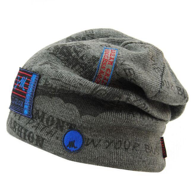 Herren Winter Hut Caps Skullies Bonnet Winter Hüte Für Männer Frauen Beanie Pelz Warm Baggy Wolle Strickmütze