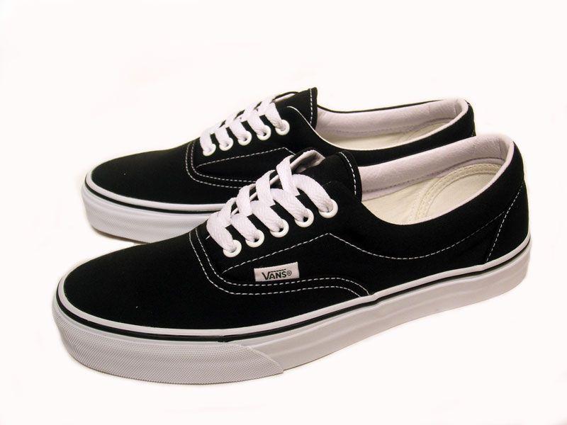girls black vans