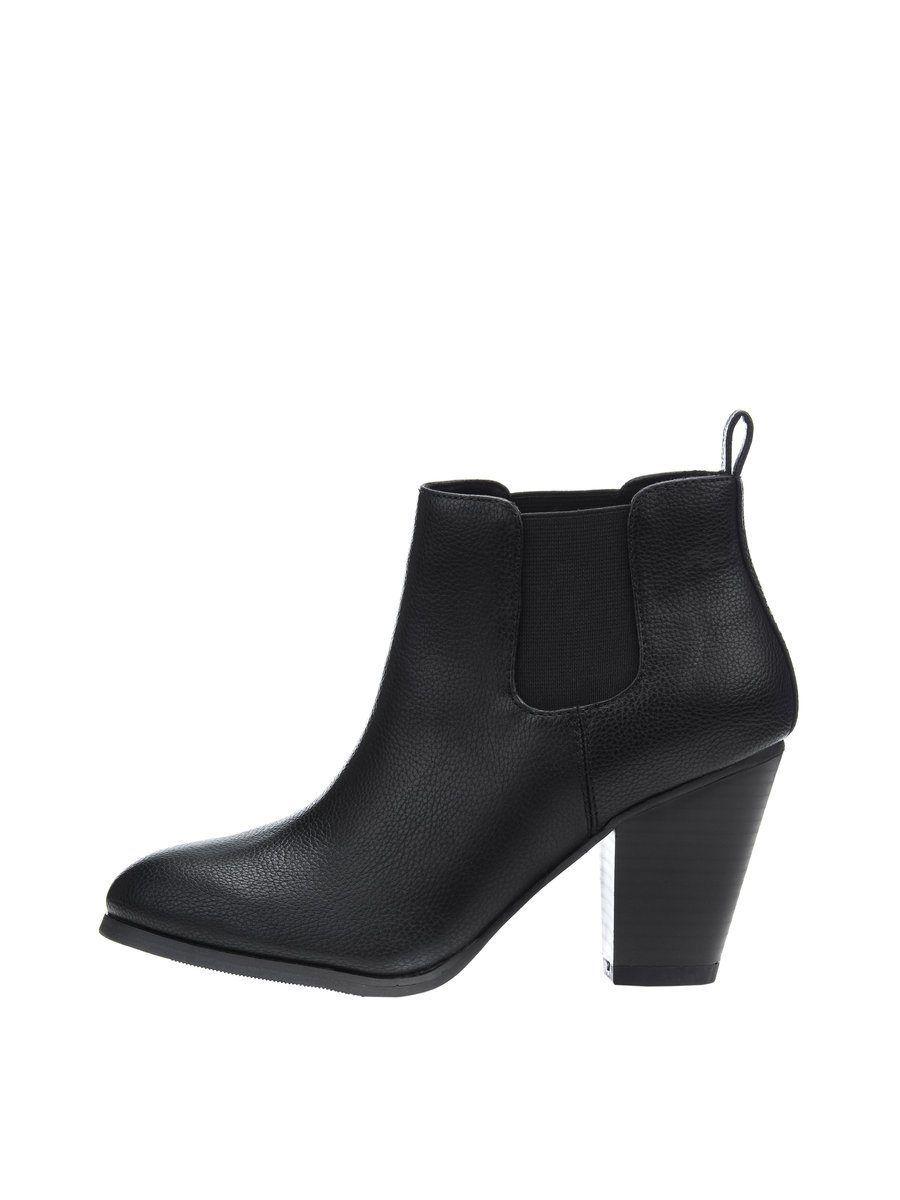 68e85e29c5f008 Bianco Chelsea-Absatz- Stiefel online kaufen