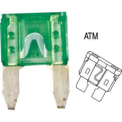 ACTUANT ELECTRICAL - MARINCO ATM Fuse (Set of 3) Type: For