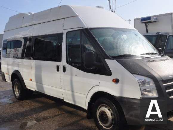 2012 model ford transİt 430 ed jumbo 131 mİnİbÜs temİz   araba