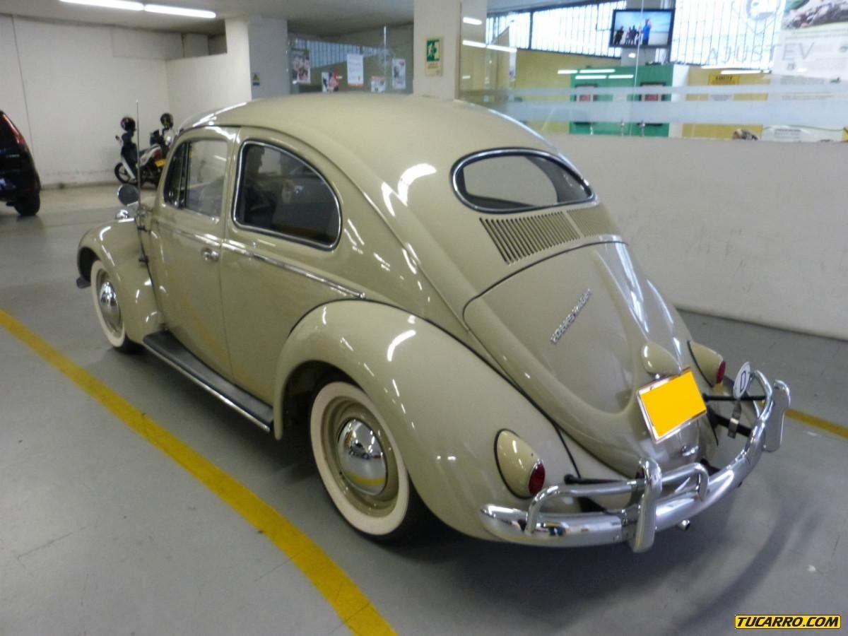 Volkswagen Escarabajo - Año 1955 - 90000 km - TuCarro.com Colombia