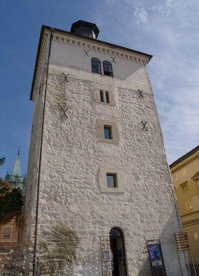 Zagreb Tower Of Lotrscak Zagreb Zagreb Croatia Croatia
