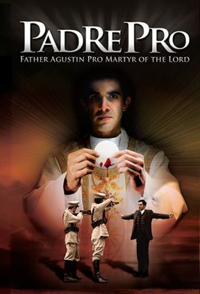 This DVD is based on the admirable life of Miguel Agustin Pro; a man whose great mission led him to pass on his faith to his fellow Mexican Christians during the times of the Revolution, Christian war and religious persecutions.  (http://store.casamaria.org/padre-pro-dvd/)